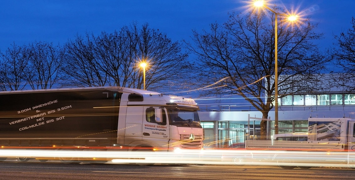 commercial vehicle rental services