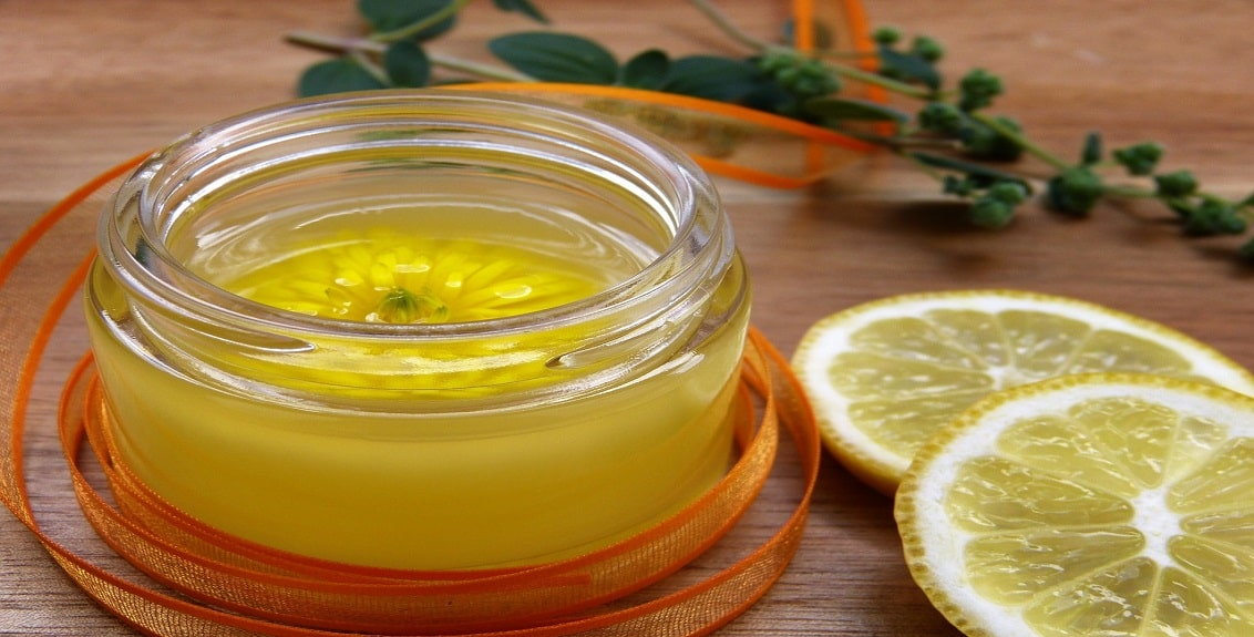 lemon facial